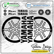 Kit completo Adesivi Stickers Yamaha TMAX Decorazione SCOOTER Logo Tmax Diapason