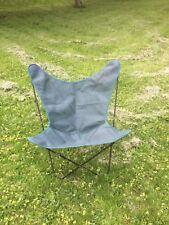 Vintage Black Modern Butterfly Chair KNOLL Jorge Ferrari-Hardoy Style