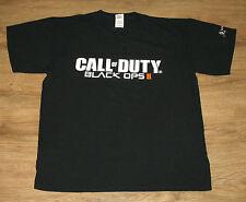 COD Call of Duty Black OPS II 2 very rare promo T-Shirt  Gamescom 2012 size L