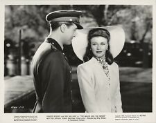 Ginger Rogers, Ray Milland ~ ORIGINAL 1942 scene still ~ The Major and the Minor