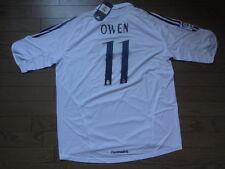 Real Madrid #11 Owen 100% Original Jersey Shirt 2005/06 Home XL Still BNWT