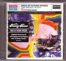 CD (NEU!) MOODY BLUES Days of Future passed (rem.+10 Nights in white Satin mkmbh