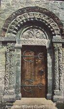 Postcard of Kilpeck  Church - Norman Door .Frith Series  Postmarked 1907.AH6433.