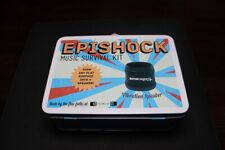 OrigAudio Epishock Portable Vibration Speaker System Complete CIB - FREE SHIP!