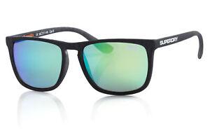 Superdry Shockwave Kunststoff Sonnenbrille SDS 182 Neu Unisex