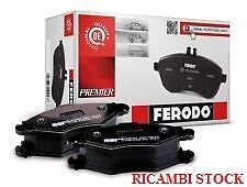 KIT 4 PASTIGLIE FRENI ANTERIORI FIAT BRAVO II (198) FERODO FDB1467