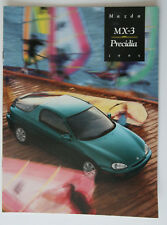 MAZDA MX-3 PRECIDIA 1995 dealer brochure - English - Canada - ST1002000218