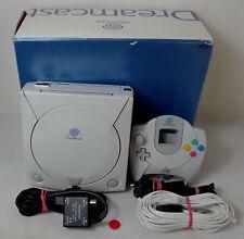 SEGA Dreamcast Konsole   Weiß   gebraucht sehr gut