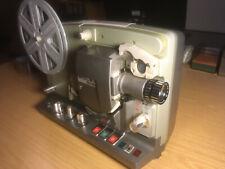 Super 8 Tonfilmprojektor BOLEX SM 8 mit Objektiv Xenovaron 1:1,3/12-30.