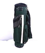 Jones Sports Stand Golf Bag 2 Dividers Men Green/White