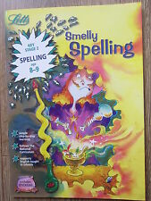 Year 4 English Activity Book Spelling Literacy Fun Homework School Children 8+