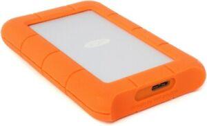 LaCie Rugged Mini Hard Drive - 4TB - USB 3.0 - LAC9000633 *SEALED BRAND NEW*
