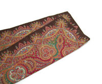 """Pottery Barn Multi Colors Norwood Paisley Sofa Toss Pillow Cover 18"""" New"""