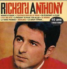 Richard Anthony - 10 Ans: 1959 & 1969 [New CD] Rmst