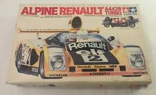 TAMIYA 1/24 RENAULT ALPINE A442B TURBO MOTORIZED MODEL KIT