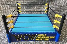 WWE WCW Wrestling Ring