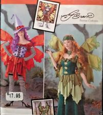 UC FF Simplicity 1550 Pattern Halloween Cosplay Fantasy Costume Fairy Witch 6-14