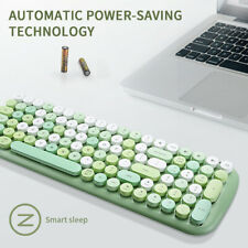 Multi‑Device Keyboard for Bluetooth5.1 Wireless Keyboard for Laptop Phone Tablet