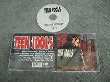 Teen Idols full leather jacket - CD Compact Disc