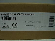 AXIS - 216FD SURVEILLANCE CAMERA DROP CEILING MOUNT KIT 5005-031 *NEW*