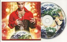 PRINCE PLANET EARTH 2007 PICTURE CD ALBUM IN CARD SLEEVE NPG RECORDS PRINCEUP 1