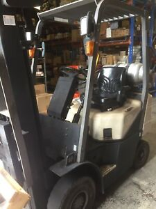 Forklift, well-maintained Crown