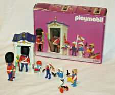 PLAYMOBIL 1989 GEOBRA ROYAL GUARD 5581 VICTORIAN SERIES CHILDREN WEST GERMANY