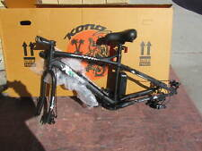 Ecotric fat tire electric bike black (parts or repair, ) NEW