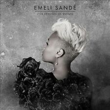 Our Version of Events by Emeli Sande (CD, Feb-2012, Capitol)