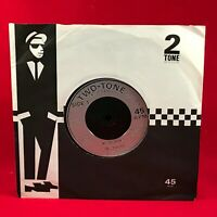"THE SELECTER Missing Words 1980 UK 7"" vinyl single EXCELLENT CONDITION  2-tone"