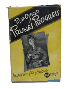 Prune's Progress The Genealogical Tree Of Pilot-Officer Percy Prune -A.Armstrong