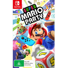 Nintendo Switch Game Super Mario Party English Only