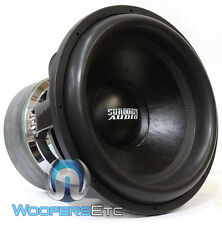 "SUNDOWN AUDIO TEAM 18 D0.7 18"" PRO 5000W RMS DUAL 0.7-OHM MASSIVE BASS SUBWOOFER"