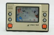 Space Trip Play & Time Masudaya Electronic Handheld Game Tested and Working