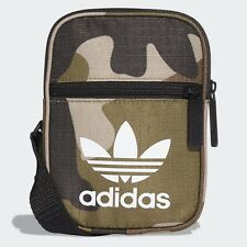 adidas mini shoulder CAMO SMALL messenger bag 100% genuine!