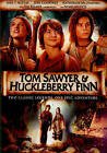 Tom Sawyer  Huckleberry Finn (DVD, 2015)