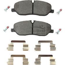 BRAND NEW CTEK FRONT BRAKE PADS 102.09590 D959 FITS VEHICLES ON CHART