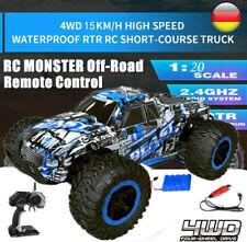 RC Offroad Ferngesteuertes Auto Monster Truck Rennauto Spielzeug Kinder Geschenk