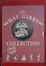 THE MAY GIBBS COLLECTION 2 x Hardcover/Dust Jacket in Slipcase