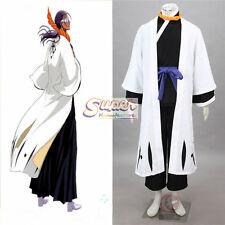 Bleach Tousen Kaname 4G Kendo Clothing Cos Cloth Uniform Cosplay Costume