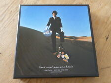 "Pink Floyd:Wish You Were Here ""Immersion"" 5 Disc Box (cd DVD blu-ray not mini-lp"