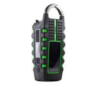 Scorpion 2 AM FM NOAA Weatherband Radio Eton Flashlight and USB Charging Port