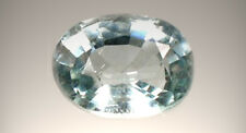 19thC Antique 1¼ct Aquamarine Ancient Egypt Sumer Hebrew Christian Eternal Youth