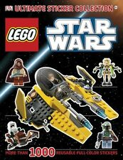 Lego Star Wars Ultimate Sticker Collection by DK Publishing 9780756663094