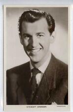 (Lg434-367) RP of Actor Stewart Grainger, Unused EX, Picturegoer Series W 144