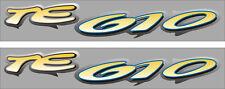 adesivi forcellone Husqvarna TE 610 1998 - adesivi/adhesives/stickers/decal