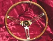BUICK RIVIERA WOOD STEERING WHEEL WITH HORN BUTTON 1963-1993