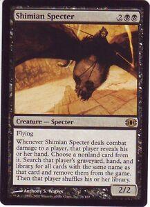 MTG Shimian Specter Future Sight Rare