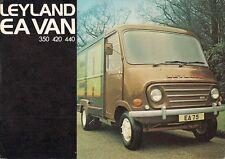 Leyland Austin Morris EA Van 1975-76 UK Market Sales Brochure 350 420 440