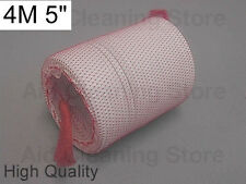 "COOKER HOOD FLEXIBLE Vent Hose Exhaust Pipe Tube 4m 4 Metre 5"" 125mm"